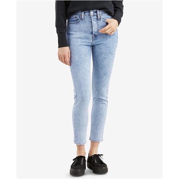 7673164b Levi's Jeans   Levis Wedgie Fit Skinny Nwt   Poshmark